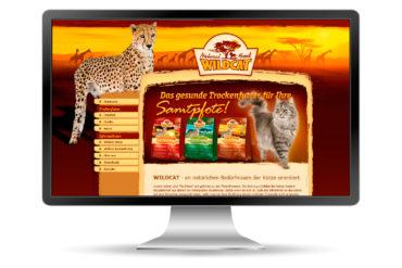 www.wildcat-katzenfutter.de